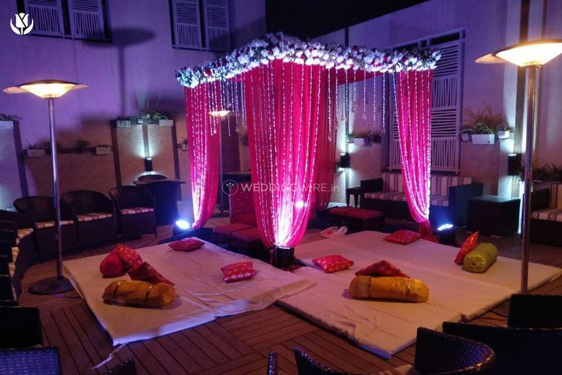Wedding Decorations From Golden Tulip Vasundhara Photo 12