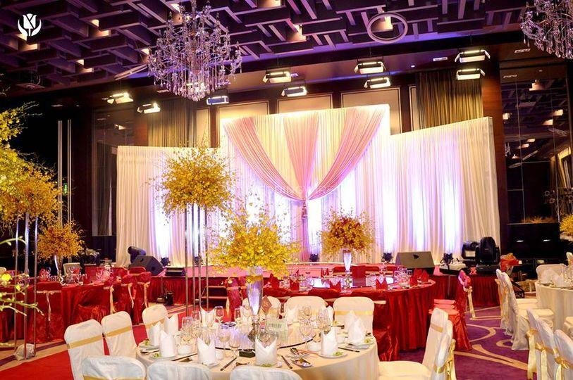 Wedding Decorations From Golden Tulip Vasundhara Photo 1