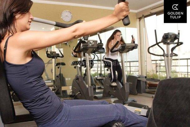 Gym & Fitness Center