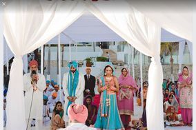 Indian Sikh Destination Wedding