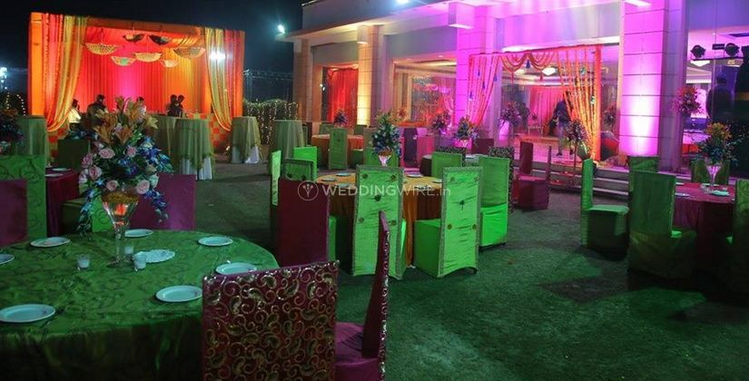 R r caterers & decorators