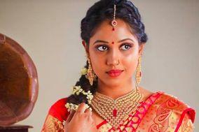 Bridal Makeup Sucharita