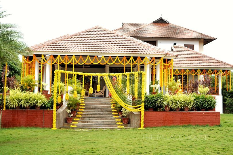 Banquet Hall in ECR