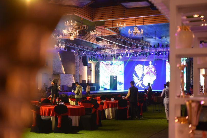 Oasis hall