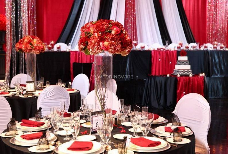 The decor wedding n exhibition by kawatra tent caterers junglespirit Image collections
