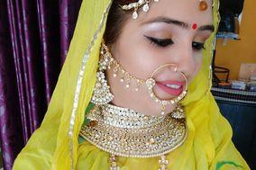 Kanishka Makeup Artist, Jaipur