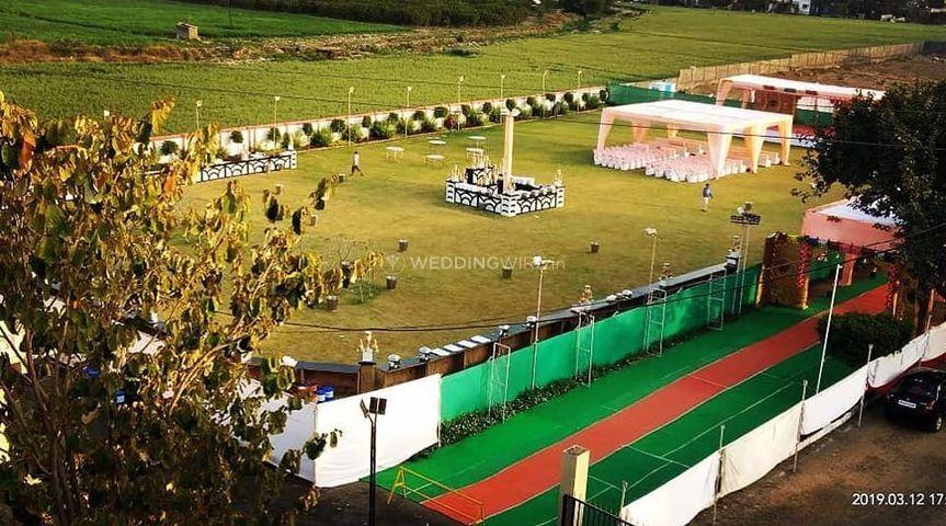 Shubharambh Marriage Garden