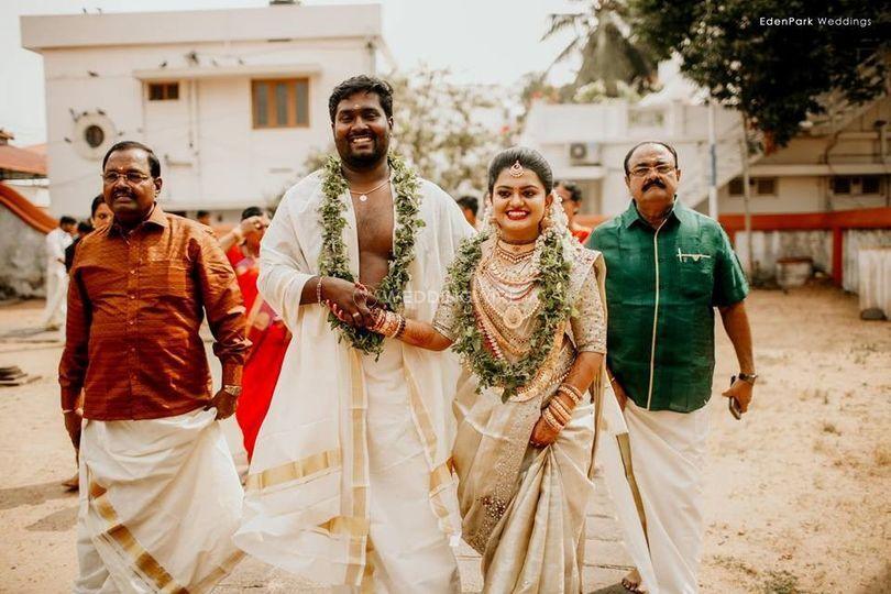 Eden Park Weddings