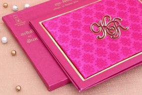 Shridzine Wedding Card