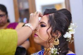 Sumana's Bridal Makeover & Mehendi's