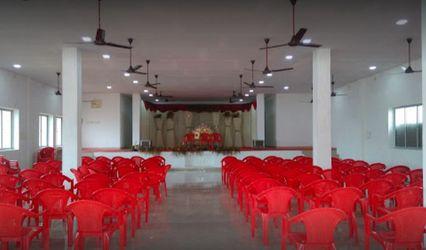 Vag Marriage Hall,Tirunelveli