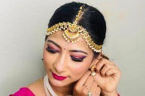 Jyoti Gupta Makeup And Mehandi Artist