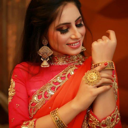 Makeup by Neha Dhawan, Ludhiana