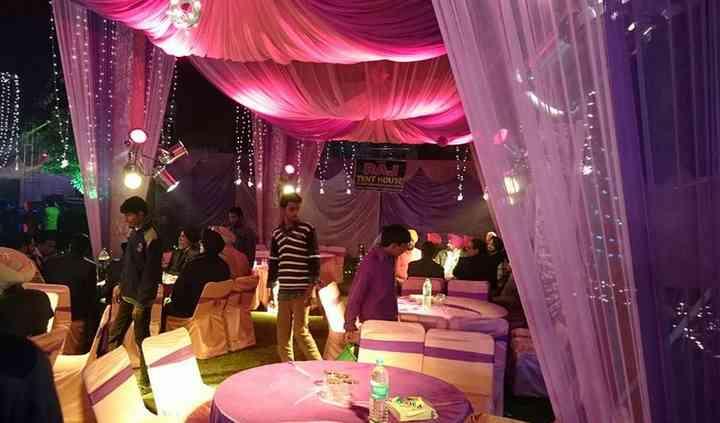 Raj Tent House