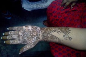Mehandi The Art by Prince