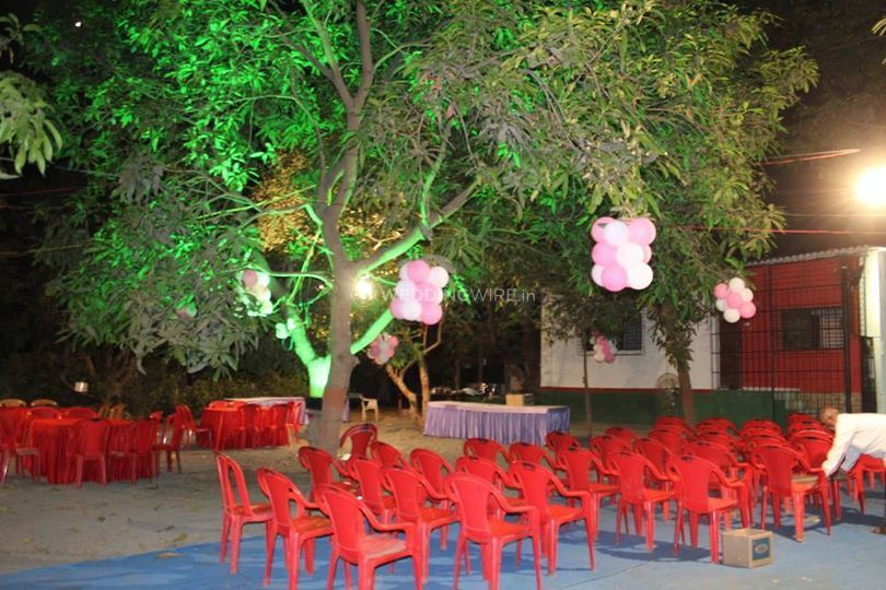 Marriage garden