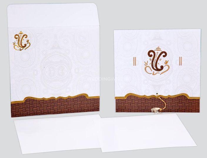 Wedding cards of Raja Rajeshwari Wedding Cards