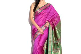 Rishabh Fashion Designer Sarees