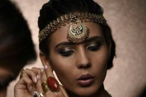 Manvi Makeup & Hairstyle Professional