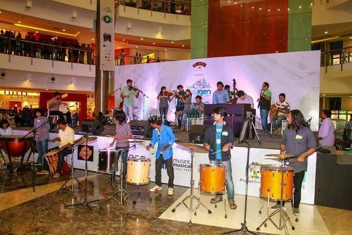 Stage performance