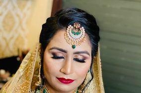 Liya Mythri Shetty Makeover