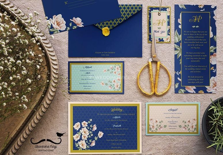 Designer invite