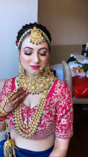 Bride purnima 💕