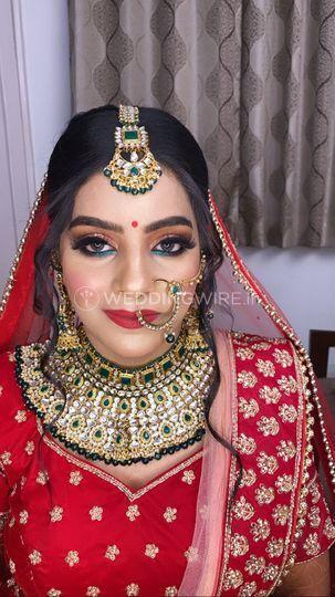 Bride Aarti 🌸