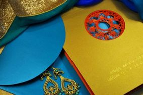 Shalini Malhotra Exquisite Wedding Invitations
