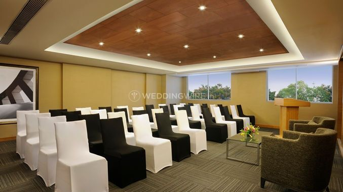 Conference Setup from DoubleTree by Hilton, Bangalore | Photos