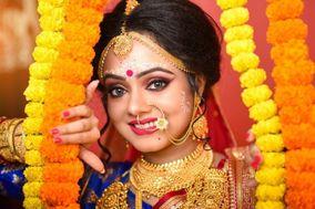 Make-Up Artist Surasree, Kolkata