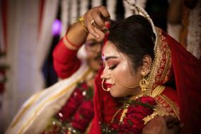 The Wedding Kiss By Diganto Ghosh
