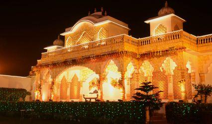 Numberdar Palace