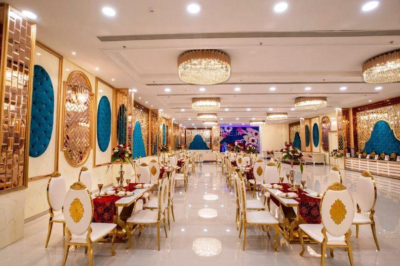 Elegance banquet hall