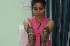 Vikas Mehandi Art & Tattoo Creater
