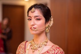 Makeup by Megha & Garima