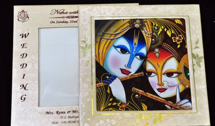 Rachna Wedding Cards