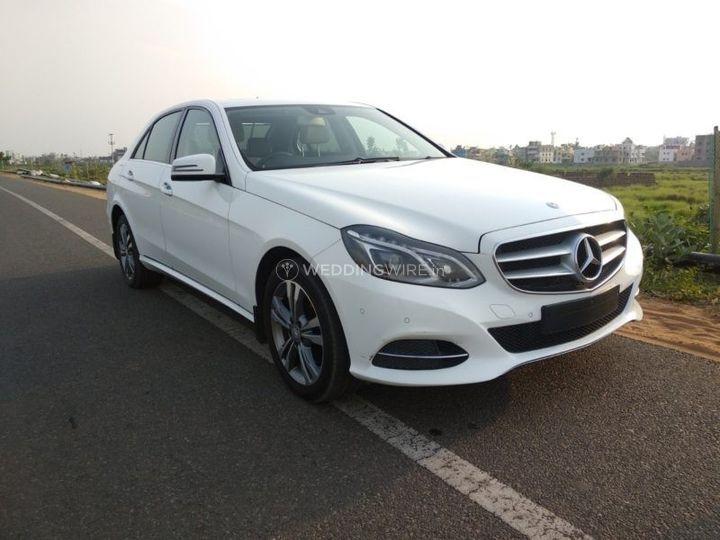 Mercedes car available