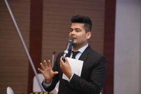 Anchor Gaurav aka Ungli Baba
