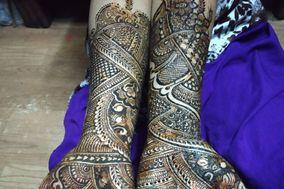Naaz The Mehendi Designer