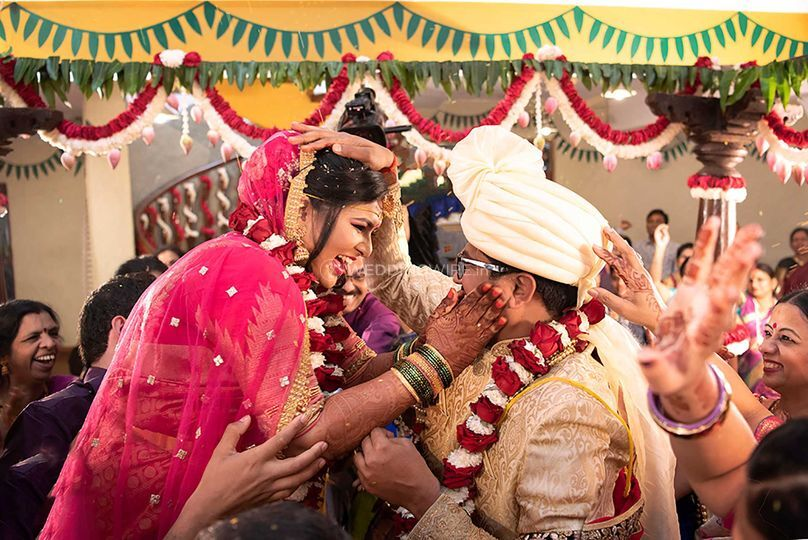 Wedding Moments by Nirmalya Sinha