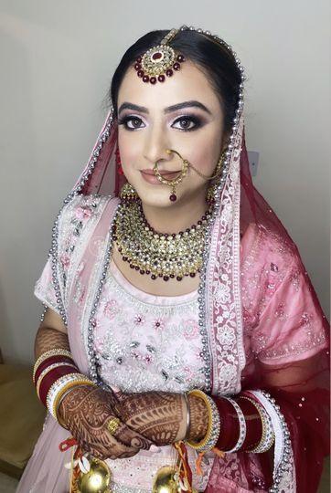 Mohali bride