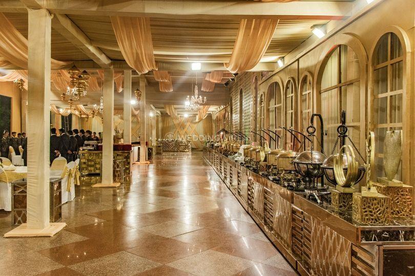 Wedding venue-Banquet hall