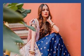 Pleats by Kaksha & Dimple