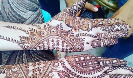 Suhag Mehandi Art