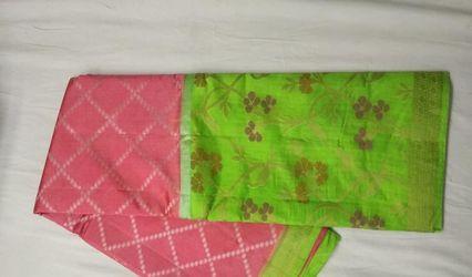 R. Chennakesavulu Pure Handloom Silk Sarees