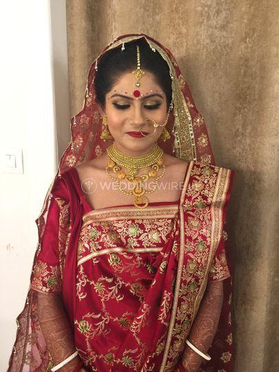 Bridal Makeup- Bridal Makeup