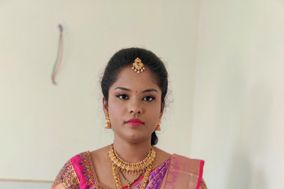 Hair and Makeup by Neha, Hyderabad