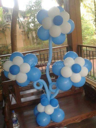 Balloons Decoration Mumbai