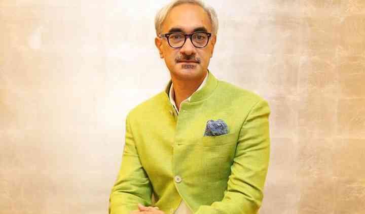Ravi Bajaj - The designer